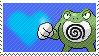Shiny Poliwrath by Marlenesstamps