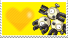 Shiny Magneton by Marlenesstamps