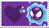 Shiny Gastly by Marlenesstamps
