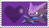 Shiny Haunter by Marlenesstamps