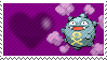 Shiny Koffing by Marlenesstamps