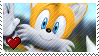 Tails The Fox by Marlenesstamps