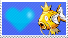 Shiny Magikarp by Marlenesstamps