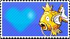 Shiny Magikarp by Marlenesstamps