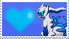 Water Arceus by Marlenesstamps
