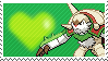 652 - Chesnaught by Marlenesstamps