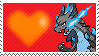 Mega Charizard X by Marlenesstamps