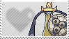 681 - Aegislash by Marlenesstamps