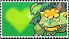 Shiny Mega Venusaur by Marlenesstamps