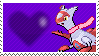 Red Ruby The Latias by Marlenesstamps