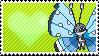 666 - Vivillon Tundra Pattern