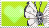 666 - Vivillon Icy Snow Pattern