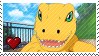 Agumon Savers by Marlenesstamps