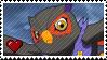 Falcomon by Marlenesstamps