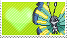 666 - Vivillon Savanna Pattern
