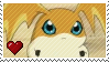 Patamon by Marlenesstamps