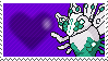 Shiny Zygarde by Marlenesstamps