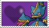 Shiny Mega Banette by Marlenesstamps
