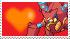 721 - Volcanion by Marlenesstamps
