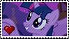 Princess Twillight Sparkle by Marlenesstamps