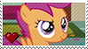 Scootaloo by Marlenesstamps