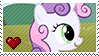 Sweetie Belle by Marlenesstamps