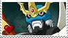Imperialdramon Fighter Mode by Marlenesstamps