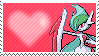 Mega Gallade by Marlenesstamps