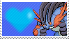 Mega Swampert by Marlenesstamps