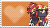 Primal Groudon by Marlenesstamps