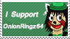I support OnionRingz64 by Marlenesstamps