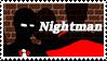 Nightman by Marlenesstamps