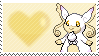 Shiny Mega Audino by Marlenesstamps