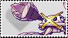 Shiny Mega Metagross by Marlenesstamps