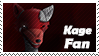 Kage Fan by Marlenesstamps