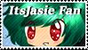 ItsJasie Fan by Marlenesstamps