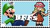 Luigi and Serena by Marlenesstamps
