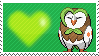 723 - Dartrix by Marlenesstamps