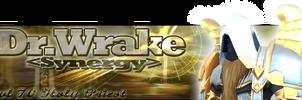 Dr. Wrake signature