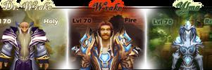 Dr. Wrake, Wrake, Ylma sig by WebGremlin