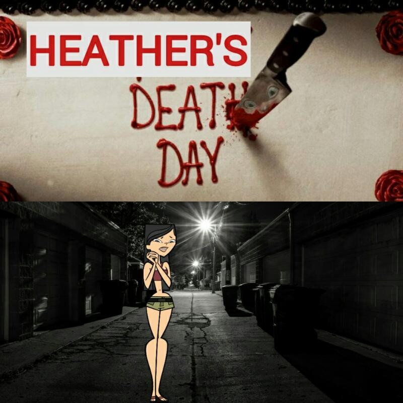 Heather's DeathDay by Taureansmithpartee
