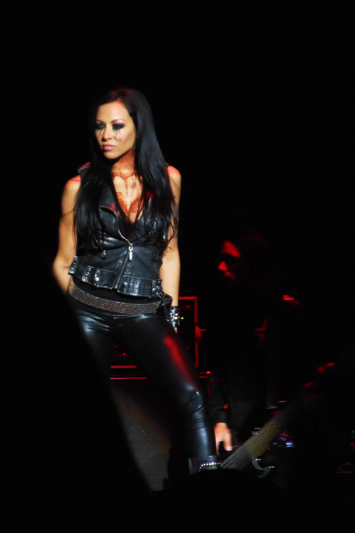 Carla Harvey from Butcher Babies | Butcher Babies | Pinterest | Butcher Babies and Babies