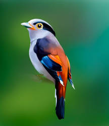Birdie #4