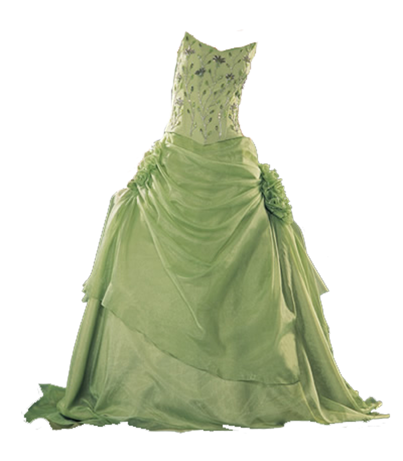 green prom gown png by princessjxoxo13 on deviantart
