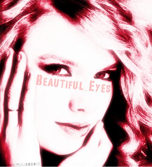 Taylor Swift Album Beautiful Eyes By Princessjxoxo13 On Deviantart
