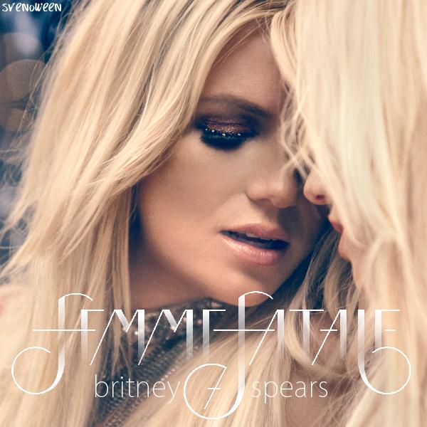 Britney Spears - Femme Fatale by svenoween