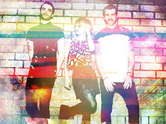 Paramore self-titled album set picture 3 by SunnyAtTheDisco