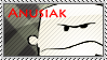 Anusiak Stamp by BoggyTheWorm