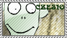 Czesio stamp by BoggyTheWorm