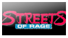 Streets of Rage stamp by BoggyTheWorm